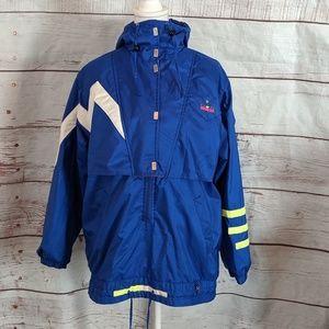 Obermeyer Vintage Neon Ski Jacket Size 6